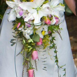 Blushing Bride $195