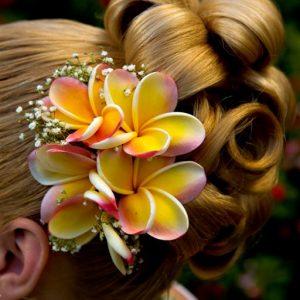 Loose Hair Flowers $15