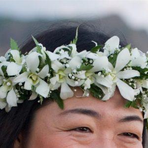 White Orchid Haku $55
